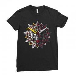 robot (2) Ladies Fitted T-Shirt | Artistshot