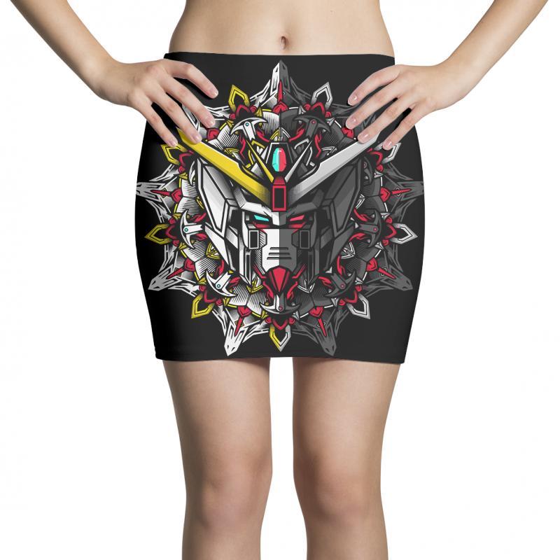 Robot (2) Mini Skirts | Artistshot