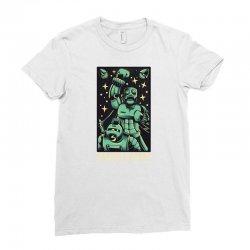 robotic sport Ladies Fitted T-Shirt | Artistshot