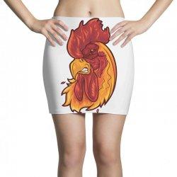 rooster head 1 Mini Skirts | Artistshot