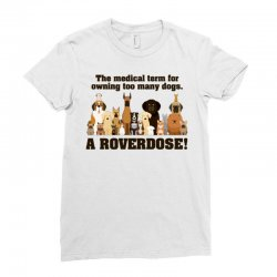 roverdose Ladies Fitted T-Shirt | Artistshot
