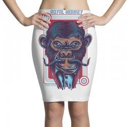 royal monkey Pencil Skirts | Artistshot