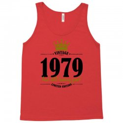 vintage 1979 and still looking good Tank Top | Artistshot