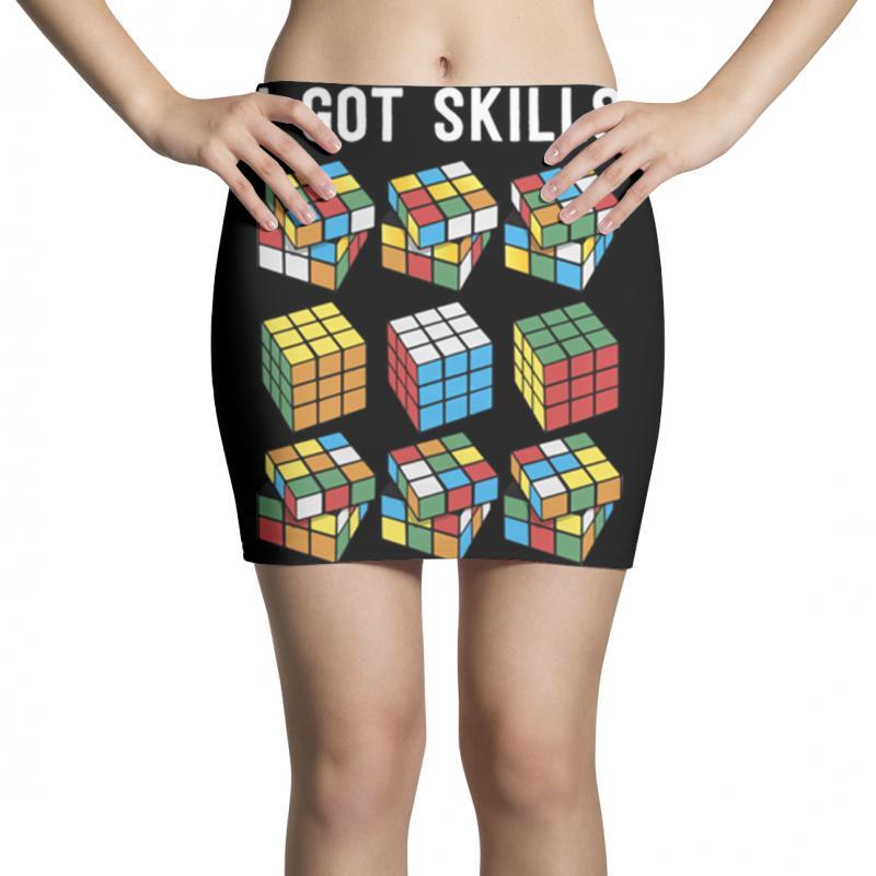 Rubik Skills Mini Skirts | Artistshot