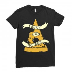crust no one Ladies Fitted T-Shirt | Artistshot