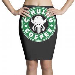 cthulhu coffee Pencil Skirts | Artistshot