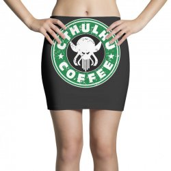 cthulhu coffee Mini Skirts | Artistshot