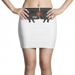 ctrl + zeta in black Mini Skirts   Artistshot