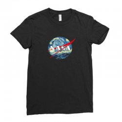 nasa Ladies Fitted T-Shirt | Artistshot