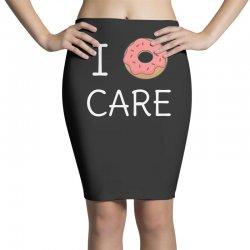 cute i donut care Pencil Skirts | Artistshot