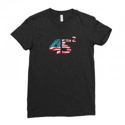 trump Ladies Fitted T-Shirt | Artistshot