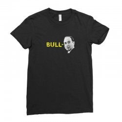 bull Ladies Fitted T-Shirt | Artistshot