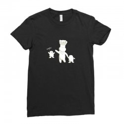 daddy! Ladies Fitted T-Shirt | Artistshot