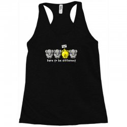 dare to be different Racerback Tank | Artistshot