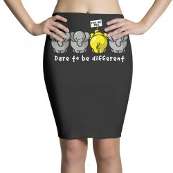 dare to be different Pencil Skirts | Artistshot