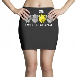 dare to be different Mini Skirts | Artistshot