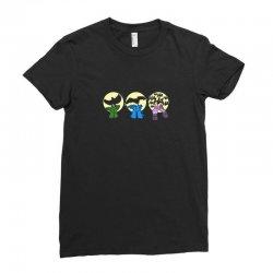 dark night activities Ladies Fitted T-Shirt   Artistshot