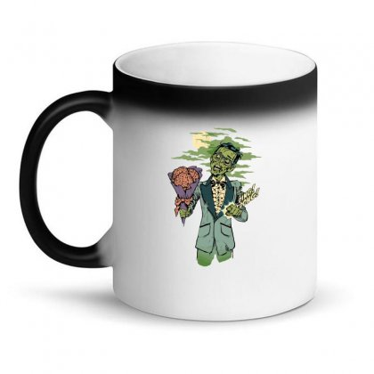 Date Of The Dead Magic Mug Designed By B4en1