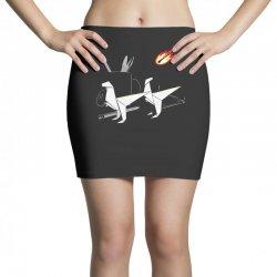 desktop extintion Mini Skirts | Artistshot