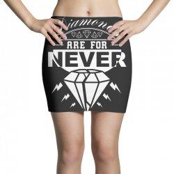 diamonds are for never Mini Skirts | Artistshot