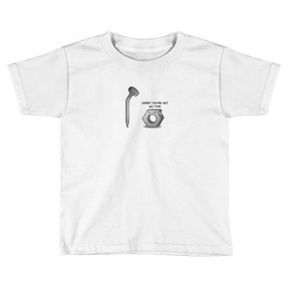 Different Type Toddler T-shirt Designed By B4en1