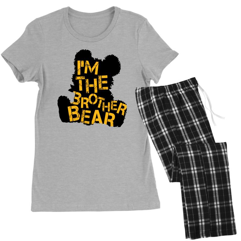 I'm The Brother Bear For Light Women's Pajamas Set | Artistshot