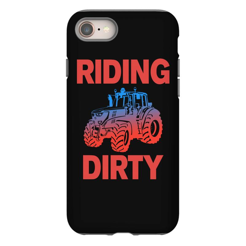 Riding Dirty Iphone 8 Case | Artistshot