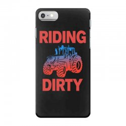 riding dirty iPhone 7 Case | Artistshot
