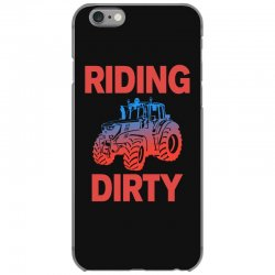 riding dirty iPhone 6/6s Case | Artistshot
