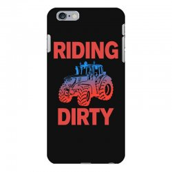 riding dirty iPhone 6 Plus/6s Plus Case | Artistshot