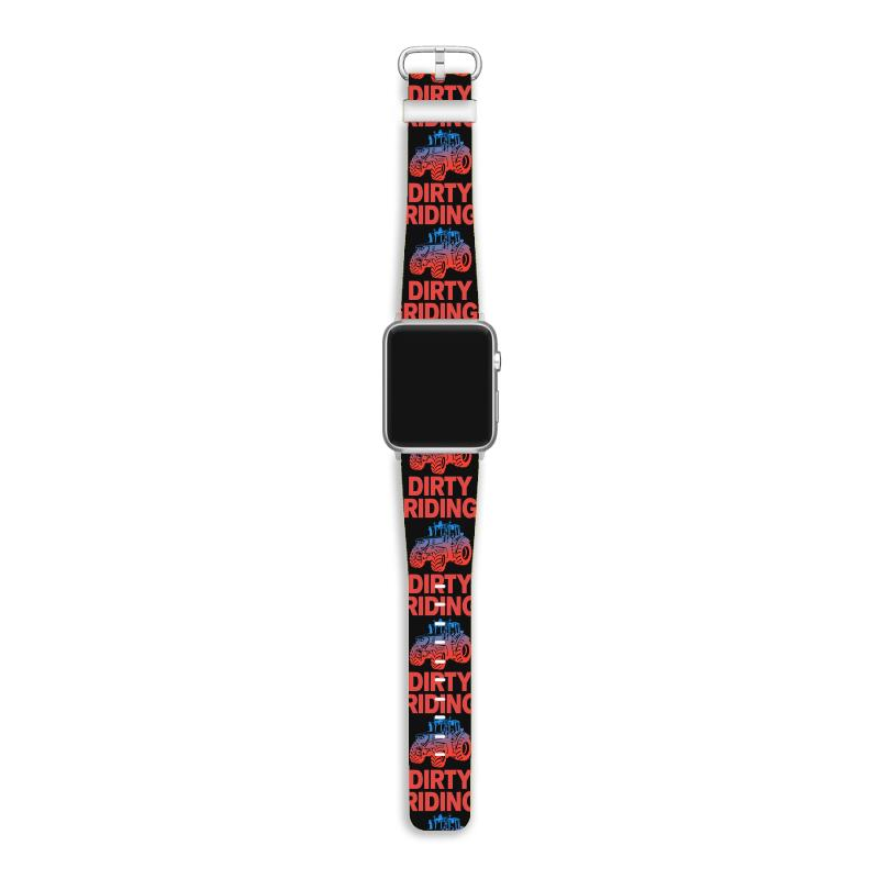 Riding Dirty Apple Watch Band | Artistshot