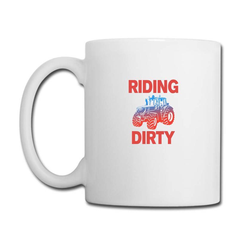 Riding Dirty Coffee Mug | Artistshot