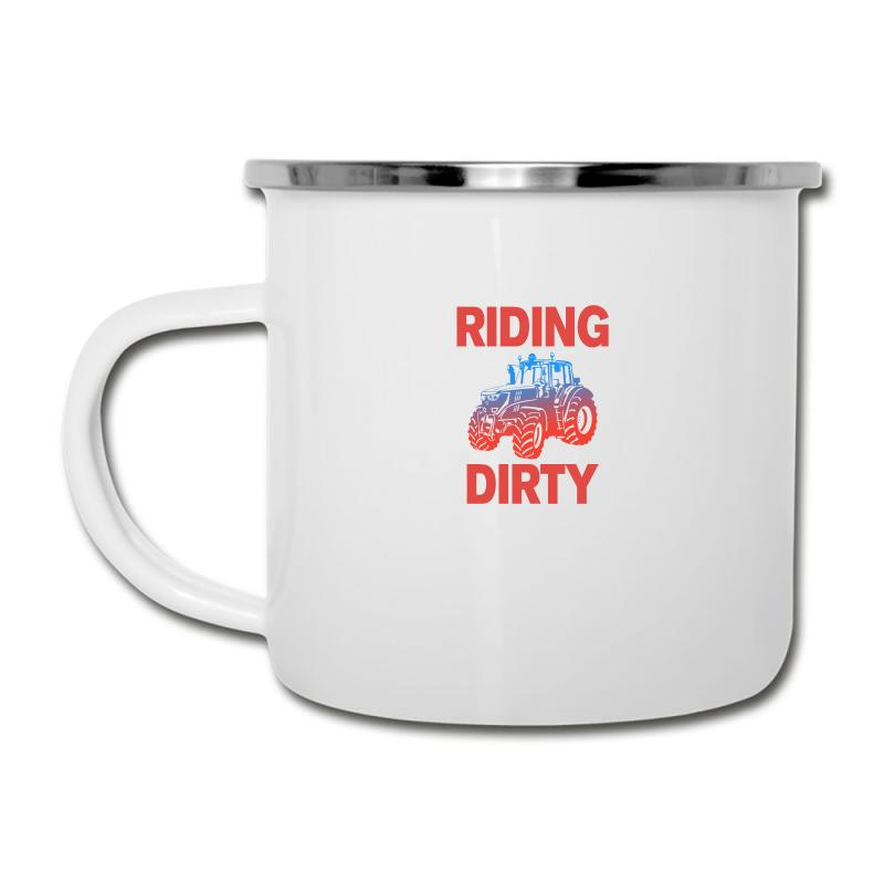 Riding Dirty Camper Cup | Artistshot