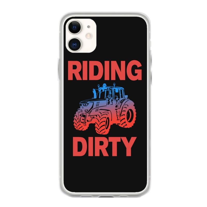Riding Dirty Iphone 11 Case | Artistshot