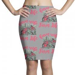 farm wife farm life Pencil Skirts | Artistshot