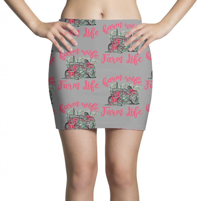 Farm Wife Farm Life Mini Skirts | Artistshot