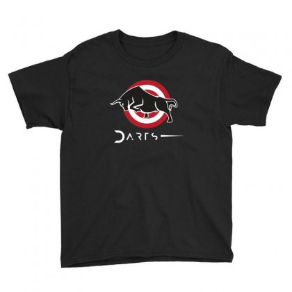 Darts Youth Tee Designed By Sr88
