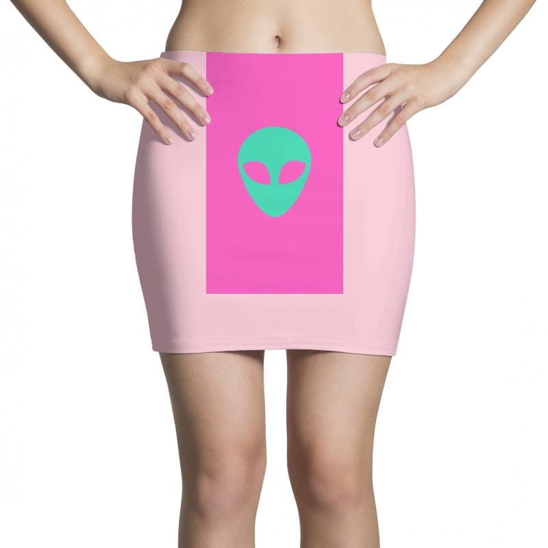 Alien Mini Skirts | Artistshot