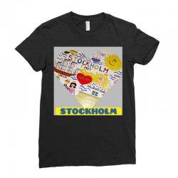inshot 20191125 174938618 Ladies Fitted T-Shirt | Artistshot