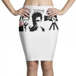 Fight club Pencil Skirts | Artistshot