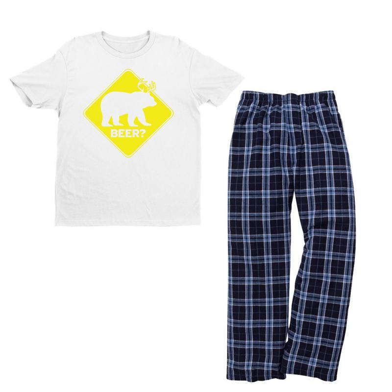 Beer Youth T-shirt Pajama Set | Artistshot