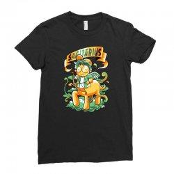 sagitarius Ladies Fitted T-Shirt | Artistshot