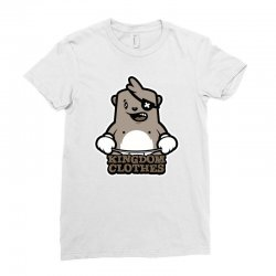 sailor bear Ladies Fitted T-Shirt | Artistshot