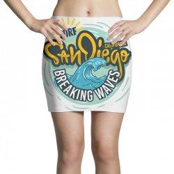 san diego california surfing surf Mini Skirts | Artistshot