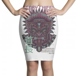 scary chiefs Pencil Skirts | Artistshot