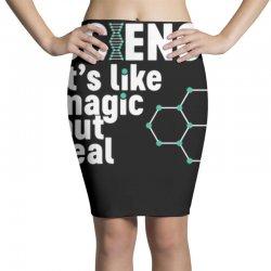 science magic Pencil Skirts | Artistshot