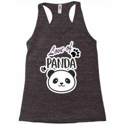 panda Racerback Tank | Artistshot