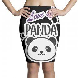 panda Pencil Skirts | Artistshot