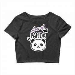 panda Crop Top | Artistshot