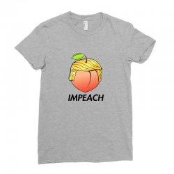 impeach Ladies Fitted T-Shirt | Artistshot